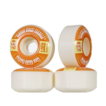 Loco Wheel Co Grind Profile Classic Street Formula 101a 53mm