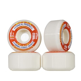 Loco Wheel Co Basic 53mm 100a