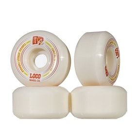 Loco Wheel Co Ripper Chilli 101a 56mm