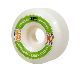 Loco Wheel Co Ripper Chilli 101a 53mm
