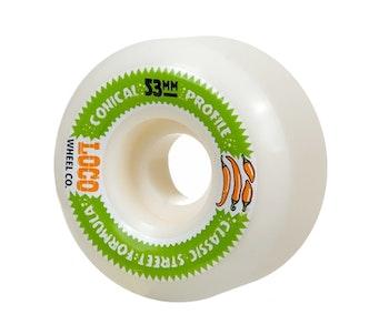 Loco Wheel Co Ripper Chilli 101a 53mm