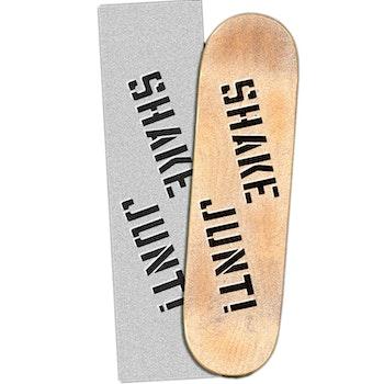 Shake Junt Clear Logo Griptape