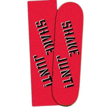 Shake Junt Red Logo Griptape