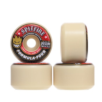 Spitfire Wheels Conical Full Formula Four 52mm 101a