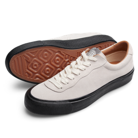 Shoes Last Resort AB VM001 Suede Lo  White Black