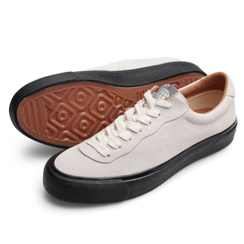 Shoes Last Resort AB VM001 Suede Lo  White Black