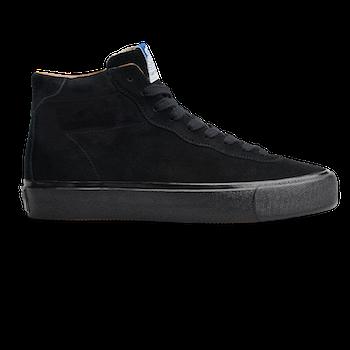 Shoes Last Resort AB VM001 Suede High Black BLack