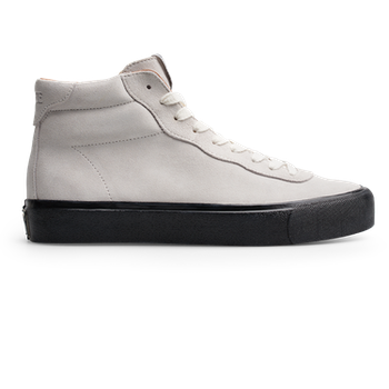 Shoes Last Resort AB VM001 Suede High White Black