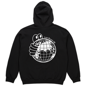 Hoodie Last Resort AB World Black
