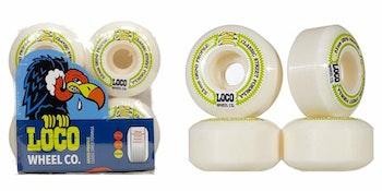 Loco Wheel Co Classic Chilli 101a 53mm