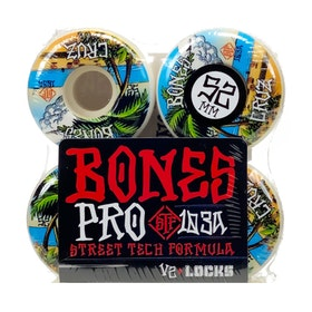 Bones Wheels STF Cruz Locks v2 52mm 103A