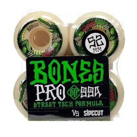 Bones Wheels STF Hart Speed Gator v5 52mm  99A