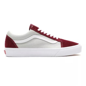 Vans Old Skool Port Royal / Mineral Grey ( all Suede )
