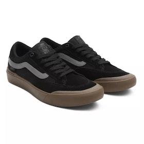 Vans Berle Pro Black Dark Gum