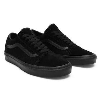 Vans Old Skool Suede Black Black