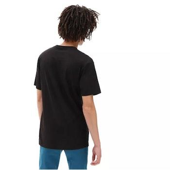 T Shirt Vans Core Black Waterfall