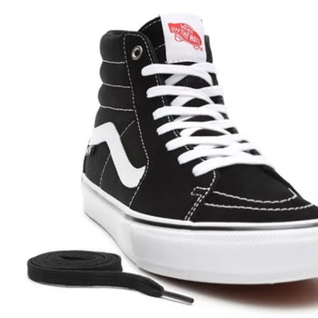 Vans Skate Sk8-Hi Black/White