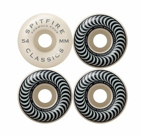 Spitfire Wheels Classic Formula Four 54mm 99a