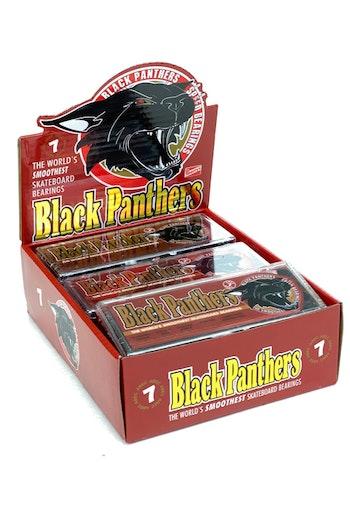 Bearings Shortys Black Panthers Abec 5