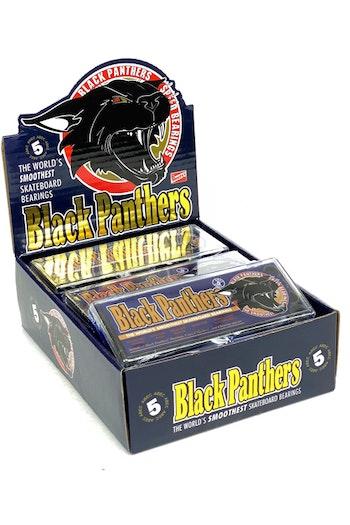 Bearings Shortys Black Panthers Abec 7