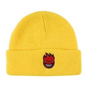 Beanie Spitfire  Bighead Fill Cuff Yellow/Red