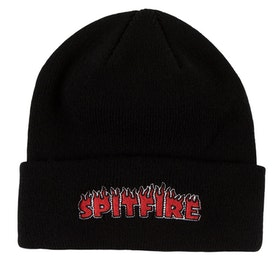Beanie Spitfire Flashfire Cuff Black/Red