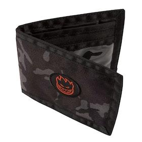Wallet Spirfire Fold Black/Camo