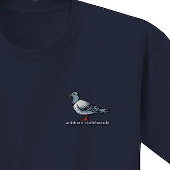 T Shirt Antihero Lil Pigeon Navy