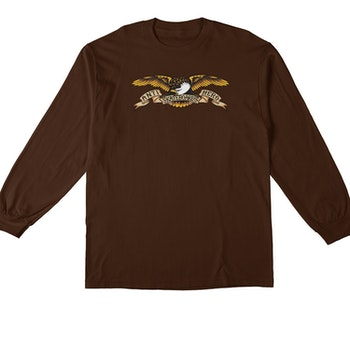 Long Sleeve T Shirt Antihero Dark Chocolate
