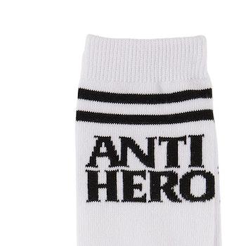 Socks Antihero White/Back