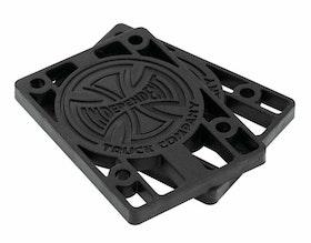 Independent Riser Pads 0,125'' Black