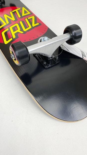 Santa Cruz Complete Classic Dot Black 8,0''