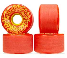 Wheels Slime Balls OG Slime Red Yellow  60 mm 78a