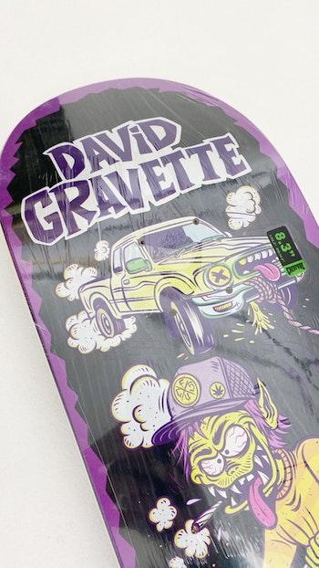 Skateboard Creature Freaks Gravette 8,0''