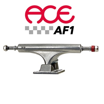 Ace AF1 44 Polished Skateboard Trucks
