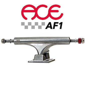 Ace AF1 55 Polished Skateboard Trucks