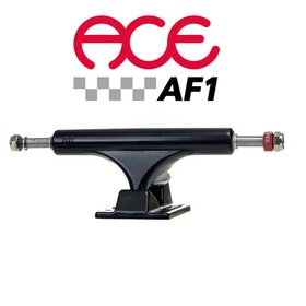 Ace AF1 33 Polished Skateboard Trucks Black