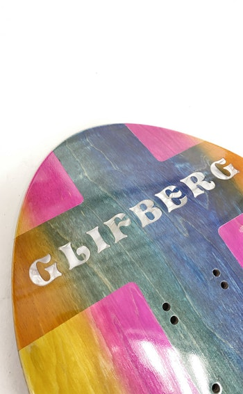 Skateboard Madness Rune Glifberg Destroyer 9,75''