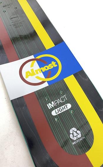 Skateboard Almost Rodney Mullen Ivy League Impact Light 8.0''