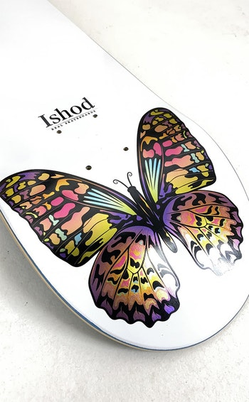 Real Skateboards Ishod Twin Tail Monarch 8.0''