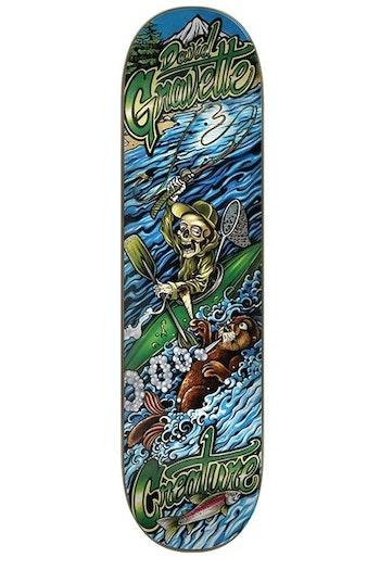 Skateboard Creature Gravette Yak Sesh 8,375''