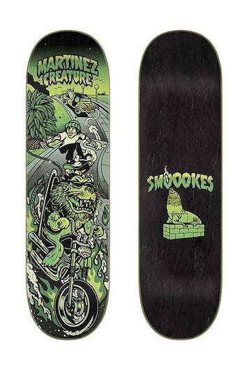 Skateboard Creature Martinez Playa Grande 8,6''
