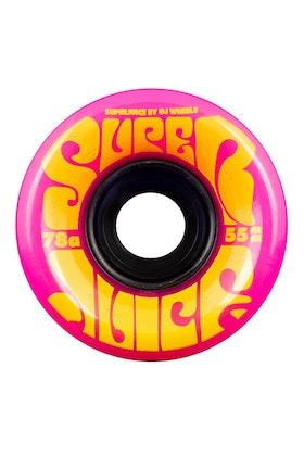 OJ Wheels Soft Mini Super Juice 78a Pink 55mm