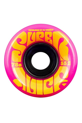 OJ Wheels Soft Mini Super Juice 78a Pink 55mm
