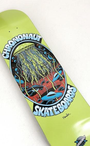 Skateboard Chrononaut ''Arrival''