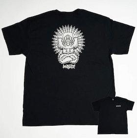 Satori Wheels x Big foot Artist Colab  T Shirt Large