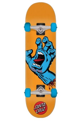 Santa Cruz Complete Screaming Hand 7,8''