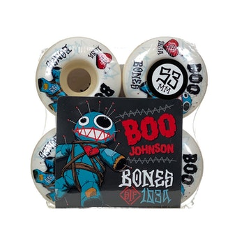 Bones Wheels STF Boo Johnson 53mm V4 Wide 103a