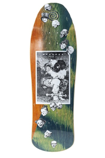 Skateboard Madness Captivity 9,875