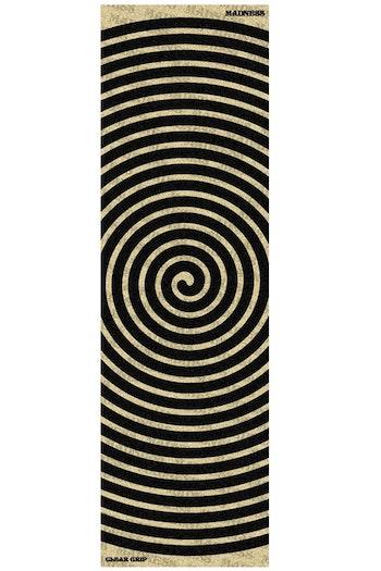 Griptape Madness Clear Swirl 10''